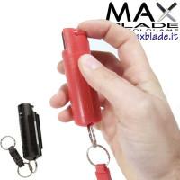 SABRE Skorpio 1 Spray al peperoncino portachiavi Rosso