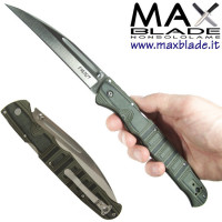 COLD STEEL Frenzy acciaio CTS XHP Alloy Verde Nero