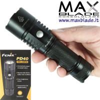 FENIX PD40 Torcia LED 1600 lumens