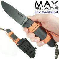 FOX Blackfox Bushcraft Survival G10 e Kydex By Doricchi coltello