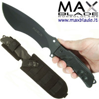 FOX Parus Black coltello militare