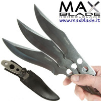 MAGNUM by Boker Flying Bowie Set Coltelli Lancio 3 pezzi