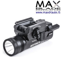 NexTORCH Torcia Attacco Pistola WL10X Executor 230 lumens