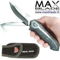 REAL AVID Revelation Amp Folder coltello con Led