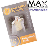 ULTIMATE SURVIVAL Poncho Emergenza