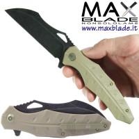 WE KNIFE Coltello Modello 701 Coyote TAN Acciaio D2