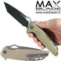 WE KNIFE Coltello Modello 706 Coyote TAN Acciaio D2