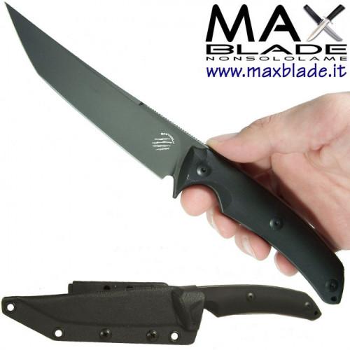 BASTINELLI PY Fixed coltello tattico lama tanto