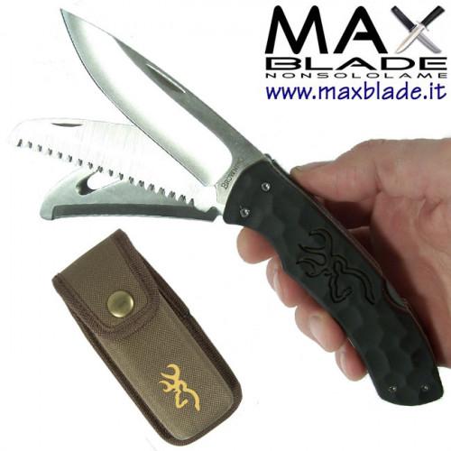 BROWNING Kodiak 3 Lame coltello da caccia