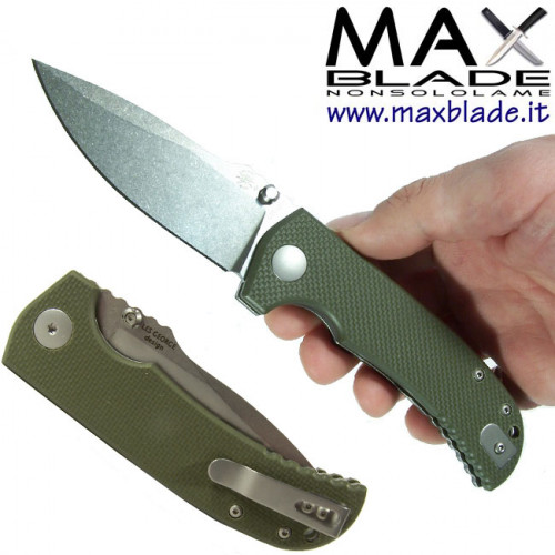 SPARTAN BLADES Astor Green CTS XHP by Les George
