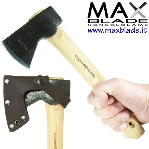 CONDOR Scout Hatchet ascia survival outdoor