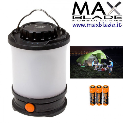 FENIX CL30R torcia LED Ricaricabile Camping 650 lumens