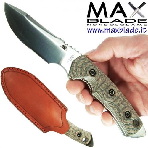 FOBOS Tier 1 Mini liners bianchi coltello militare