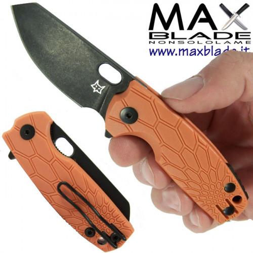 FOX Baby Core Black arancio By Vox