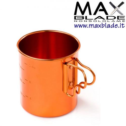 GSI Bugaboo tazza outdoor alluminio 400 ml