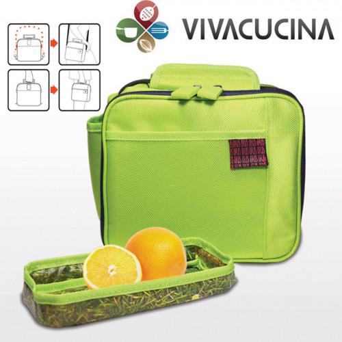 IRIS Mini lunchBox Back To School Verde porta pranzo