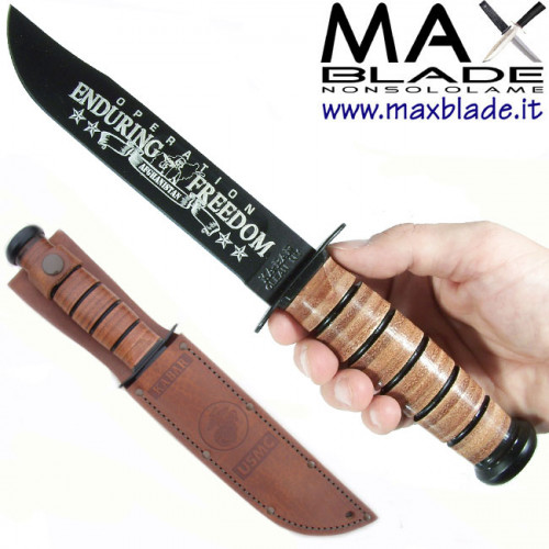 KA BAR Commemorativo Enduring Freedom