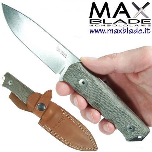 LIONSTEEL B41 micarta coltello Bushcraft Knife