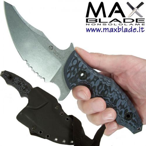 MASERIN Badger D2 - G10 grigio By Alessandro Zanin