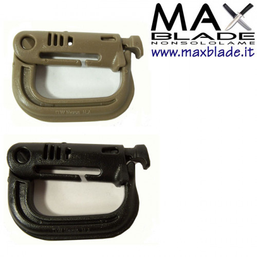 MAXPEDITION Grimloc moschettone militare