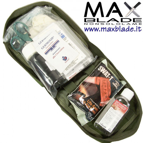 KIT MEDICO Professionale Emergency Maxblade