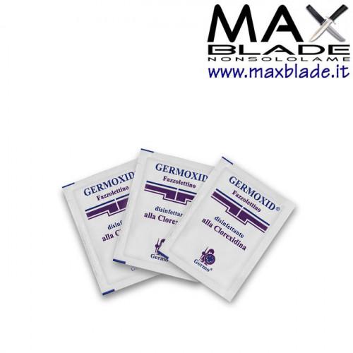 GERMOXID Fazzolettino disinfettante Presidio Medico Chirurgico 10 pz