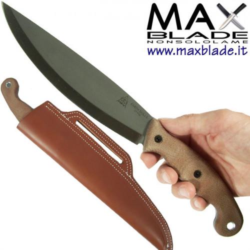 TOPS Earth Skills Knife coltelli outdoor survival by Matt Graham