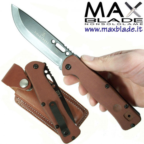 TOPS Fieldcraft coltello chiudibile da campo