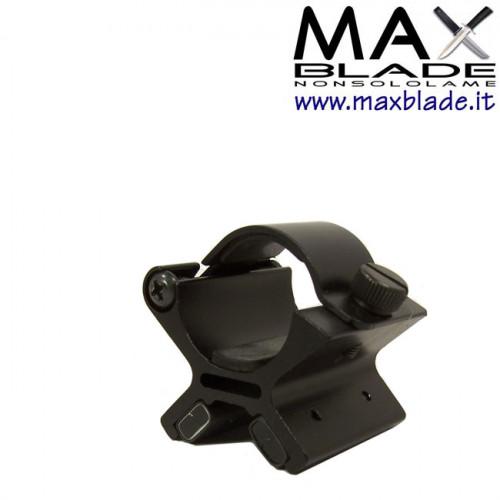 KEEN RAY Attacco Torcia Magnetico per fucile sgancio rapido