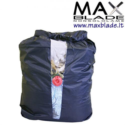 BCB Dry Bag 60 litri sacca stagna con valvola