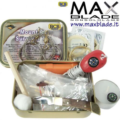BCB Mountain Survival kit