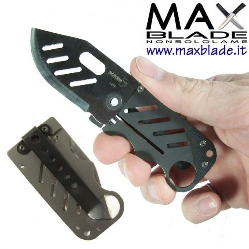 BOKER Plus Credit Card Knife coltello