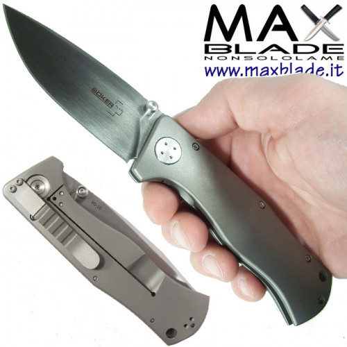 BOKER Plus Epicenter by Todd Rexford