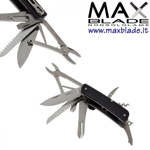 BOKER Plus Tech Tool City 4 coltello multiuso