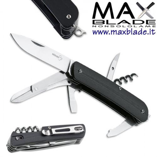 BOKER Plus Tech Tool City 3 coltello multiuso