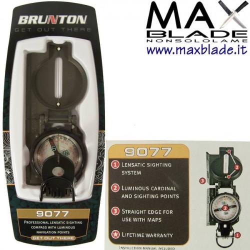 BRUNTON Bussola 9077
