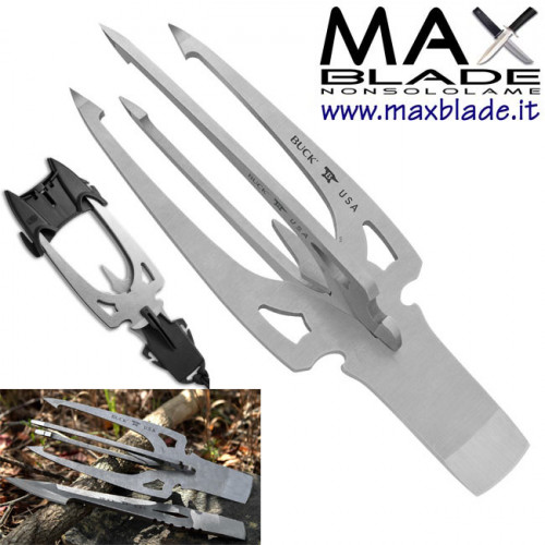 BUCK Kinetic Fishing Spear Arpione Survival pesca