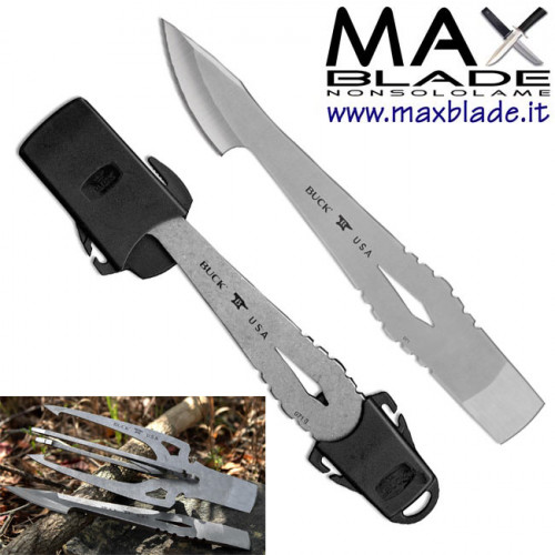 BUCK Kinetic Hunting Spear Arpione Survival caccia