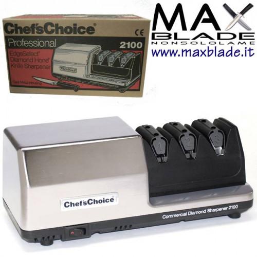 CHEF'S CHOICE affila coltelli elettrico professionale CC2100