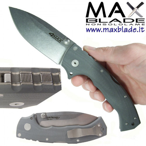 COLD STEEL 4 Max grigio made in USA