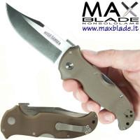 COLD STEEL Bush Ranger acciaio S35VN coltello survival