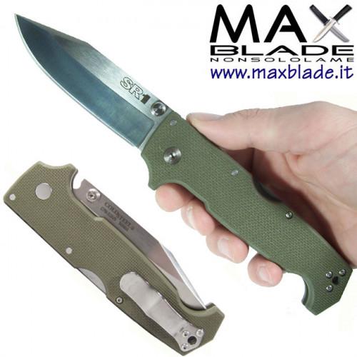 COLD STEEL SR1 acciaio S35VN coltello militare