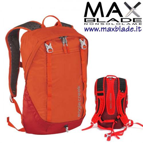 EAGLE CREEK Asap Pack RFID arancione alta visibilità 17 litri Zaino