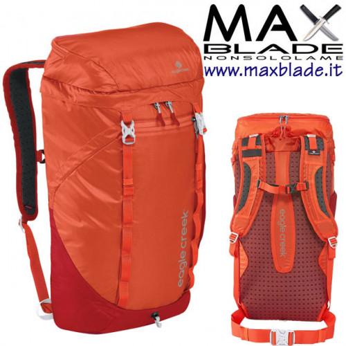 EAGLE CREEK Ready Go Pack arancione alta visibilità 25 litri Zaino