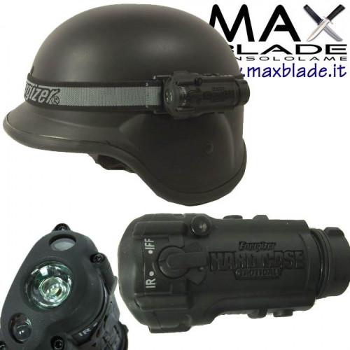 ENERGIZER Hard Case Torcia Tattica Tango Helmet Black
