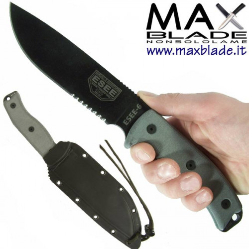 ESEE Knives Model 6 Zytel