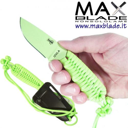 ESEE Knives Izula Venom Green Paracord