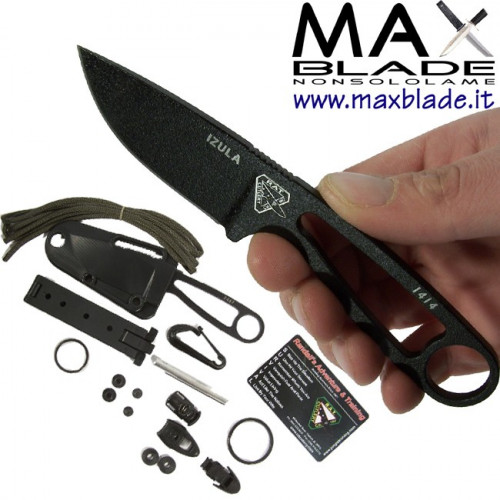 ESEE Knives Izula Black Survival Kit