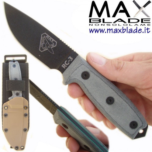 ESEE Knives Model 3 Cordura