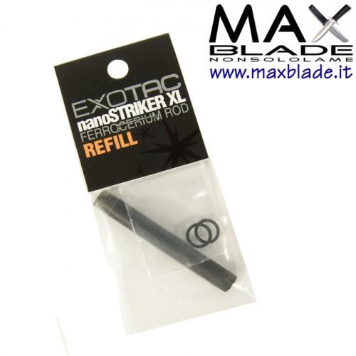 EXOTAC Nano Striker XL Refill Ferrite di Ricambio